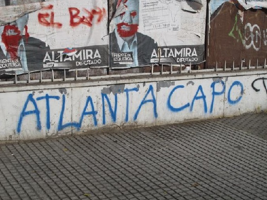 Figure 3: Atlanta Football Club in Villa Crespo